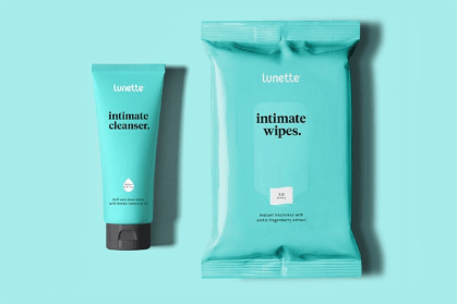 Lunette lanserar innovativt sortiment för intimvård