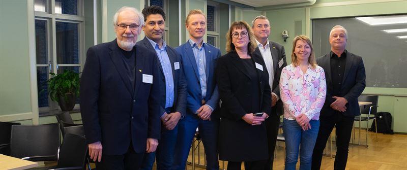 Nu intensifieras Sahlgrenska Universitetssjukhusets samarbete med Chalmers kring AI-forskning