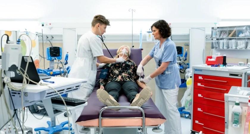 Närakuten – effektiv vårdform med hög medicinsk specialistkompetens