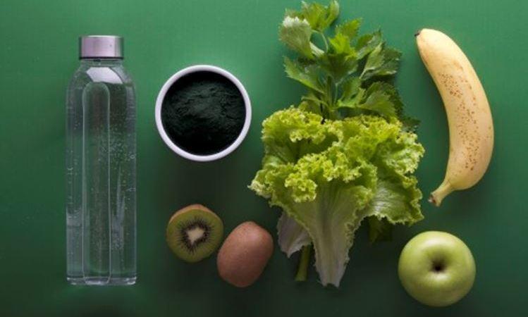 Äta hälsosammare, träna mer och stressa mindre.
