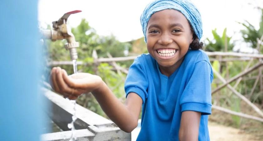 200 personer får rent vatten tack vare Varvetlöparna