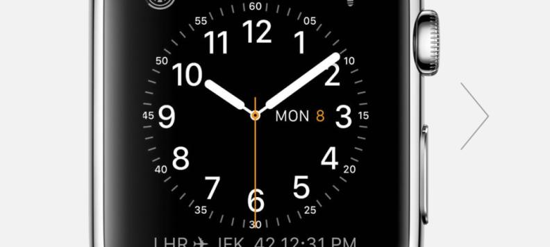 complications watchOS 2