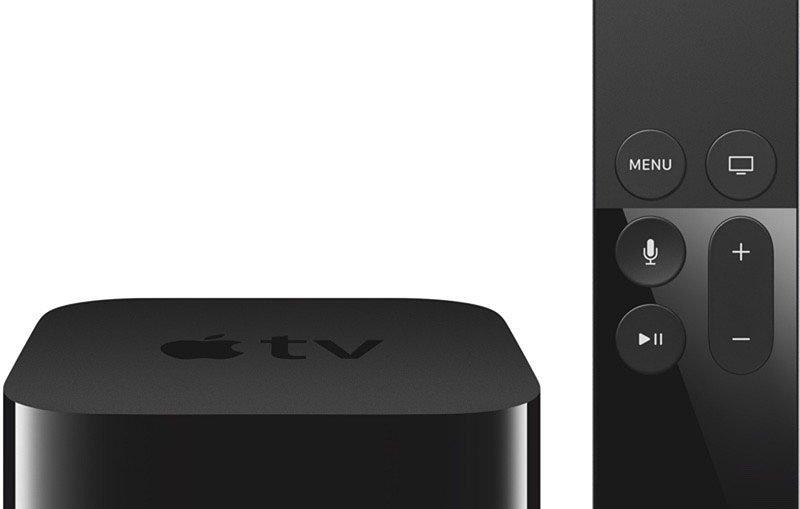 Новая приставка Apple TV 4 анбоксинг