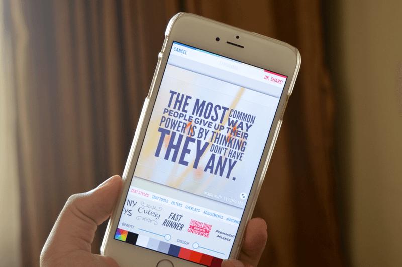 App Store: AppForType - текст на фото - iTunes - Apple