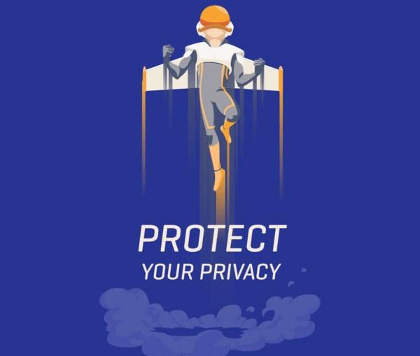 Rocket VPN замена iP адреса