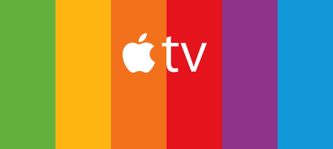 Apple-TV-colored-screen