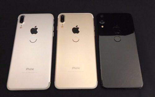 IPhone 8 будет снабжен оптическим сканером отпечатков пальцев