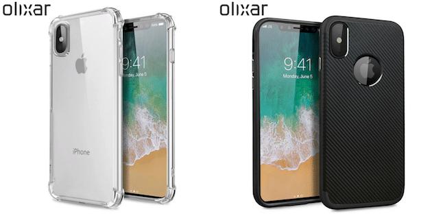 Дизайнеры чехлов для iPhone 8 поведали овнешнем виде самого телефона