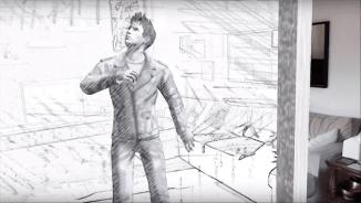 ARKit-A-Ha-Music-Video