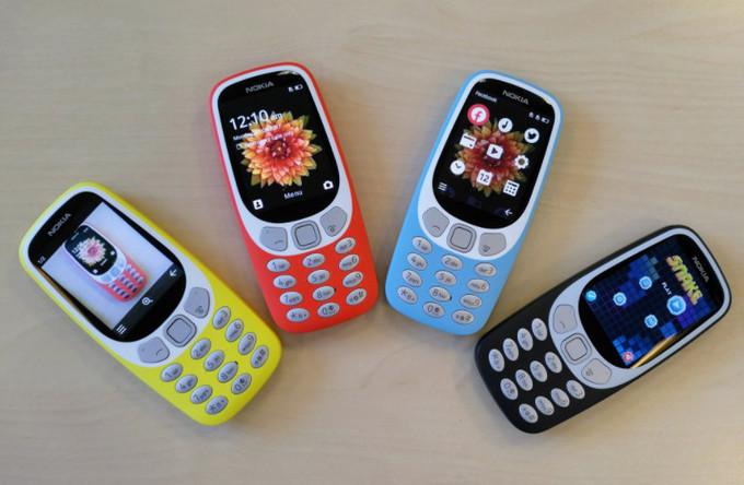 Представлена 3G-версия улучшенного нокиа 3310