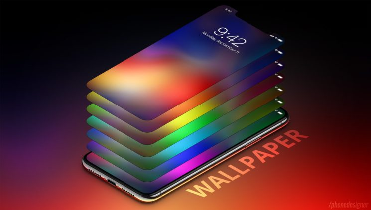 iPhone-X-wallpapers-by-PhoneDesigner-splash-745×422