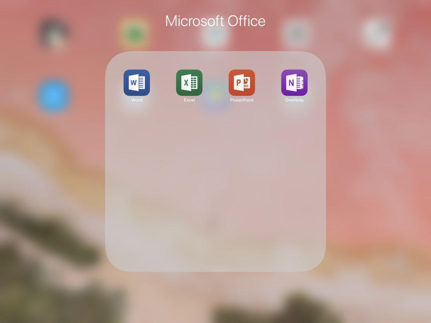 Microsoft анонсировала Office 2019, однако выпустит его только через год