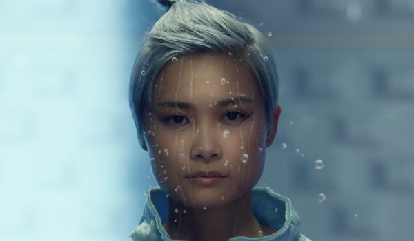 Искусственный интеллект создал клип для китайской поп