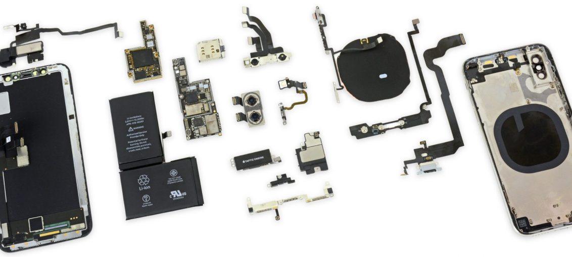 iPhone-X-iFixit-teardown-001