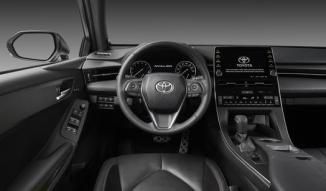 2019ToyotaAvalonCarPlay