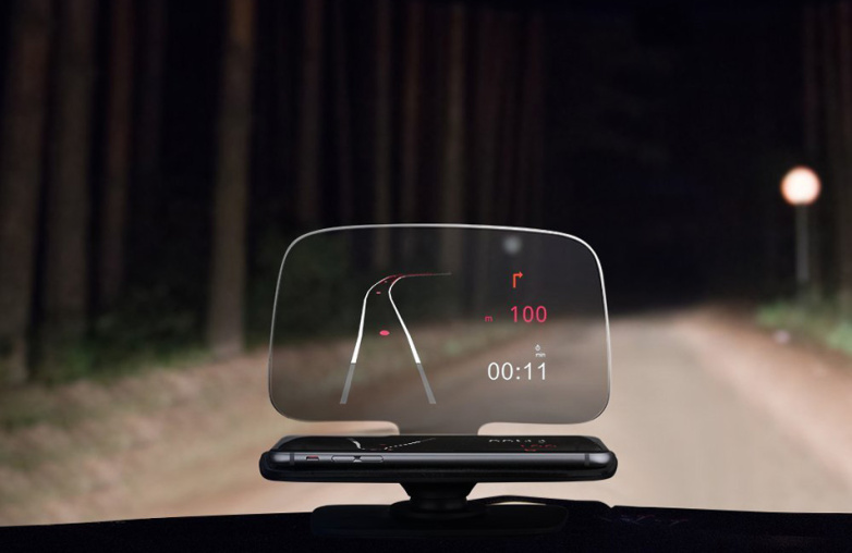 smartphone-head-up-display