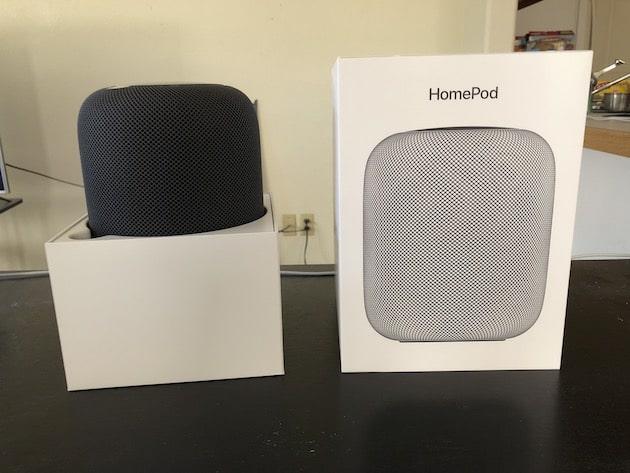 HomePod-handson1