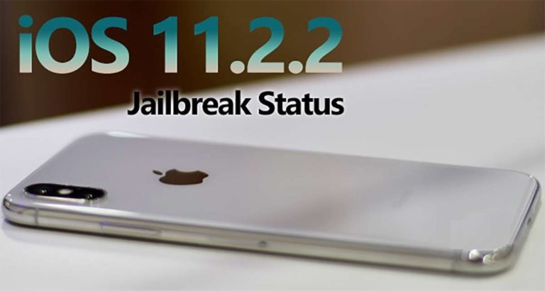 The network has vulnerabilities iOS 11.2.2, which can lead to jailbreaking