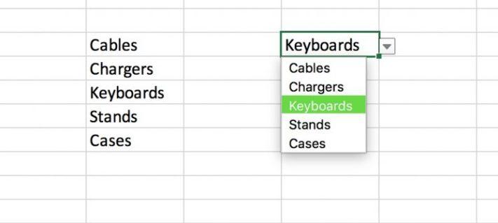 Excel Mac It Here