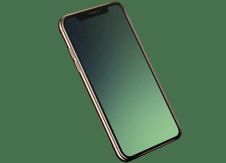 Green-iphone-xs-max-splash-crop