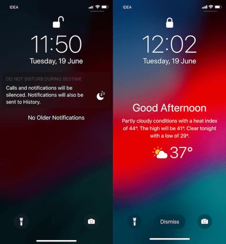 iOS-12-Do-Not-Disturb-Weather-Widget