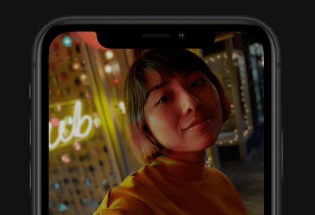 iPhone-XR-TrueDepth-Camera