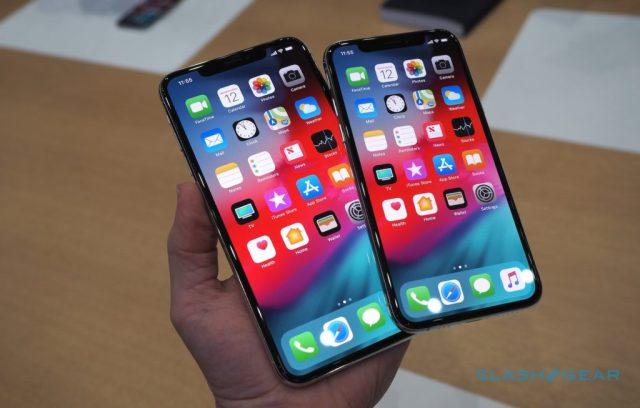 iPhoneXs-SG-handson-1024×653