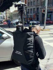AppleMapsbackpack