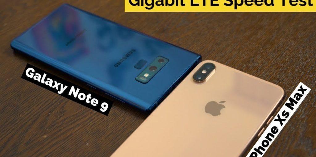 Galaxy-Note_9-vs-iPhone-XS_Max-LTE-test