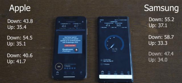 Note-9-vs-iPhone-XS-Max-LTE