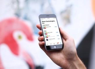 Slack-Apps-on-iPhone