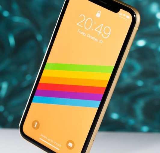 iPhone-XR