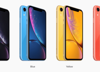 iPhone-Xr-front