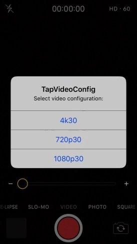 tapvideoconfig1