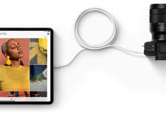 2018-iPAd-Pro-USB-C-camera-connection