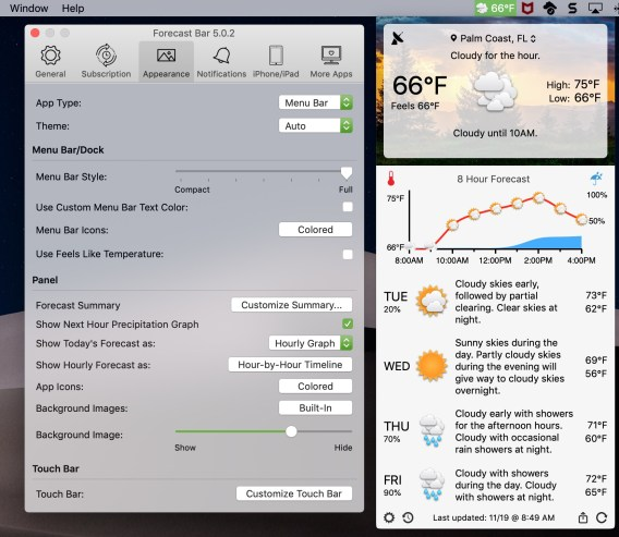 Forecast-Bar-Weather-and-Radar-Settings-for-Mac