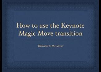 Keynote-Presentation-Slide-Magic-Move