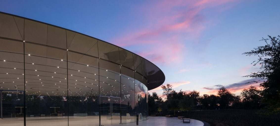 Steve-Jobs-Theater-exterior