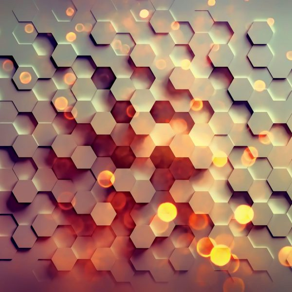 honey-hexagon-digital-abstract-pattern-background-ipad-pro-1472×1472