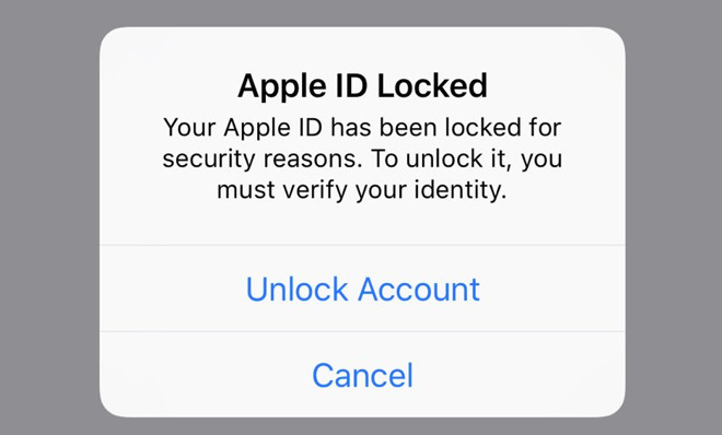 iOS-notification-Apple-ID-locked