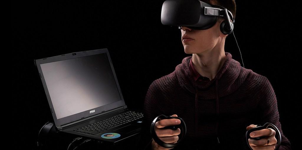 игры в виртуальной реальности