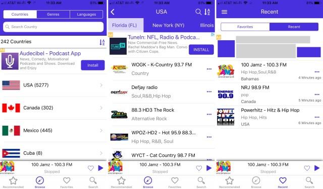 Radio-FM-app-on-iPhone