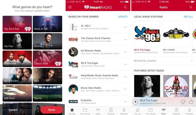 iHeartRadio-app-on-iPhone