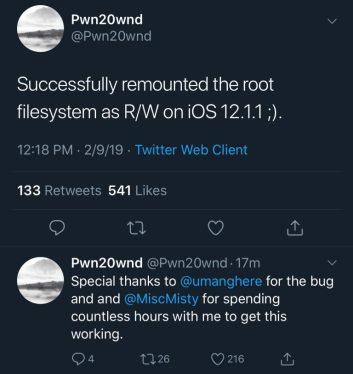 Pwn20wnd-iOS-12-remount-unc0ver-1-768×815