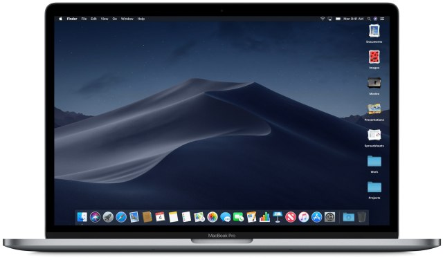 macOS-Mojave-Stacks-MAcBook-Pro