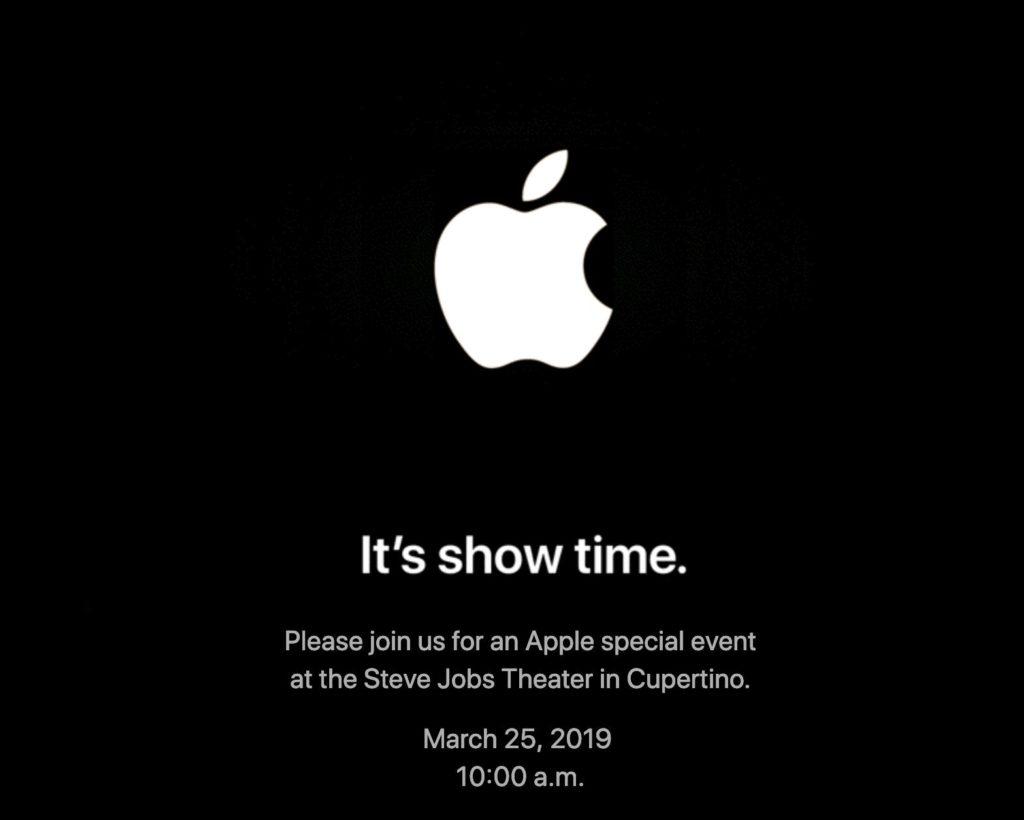 Как смотреть сегодняшнюю презентацию Apple «Шоу начинается»