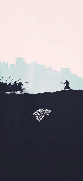 jon-snow-minimalism-iPhone-game-of-thrones-wallpaper-768×1663