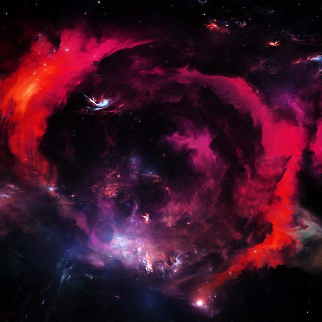 space-art-star-galaxy-red-pattern-dark-ipad-pro-1472×1472
