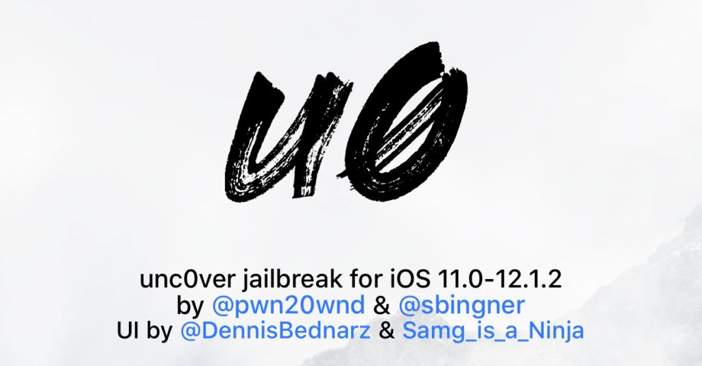Вышла публичная версия джейлбрейка Unc0ver v3.0.0 для iOS 12 – iOS 12.1.2