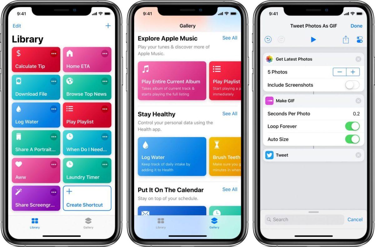 Команды для iPhone и iPad: где скачать